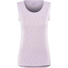 Schöffel Namur2 T-shirt zippé Femme, pastel purplec
